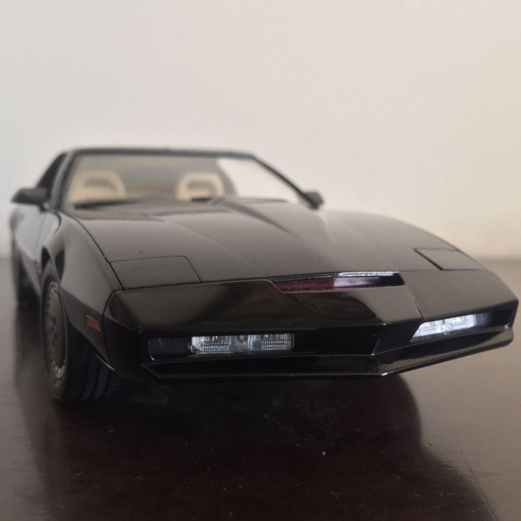 青島模型 1/24 霹靂遊俠 霹靂車 夥計委託完成品